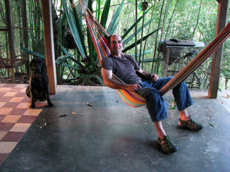 The Creativity of Loafing: Ricardo Lorenz in Venezuela, May 2009.