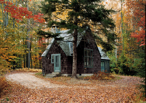 MacDowell Colony in Peterborough, New Hampshire